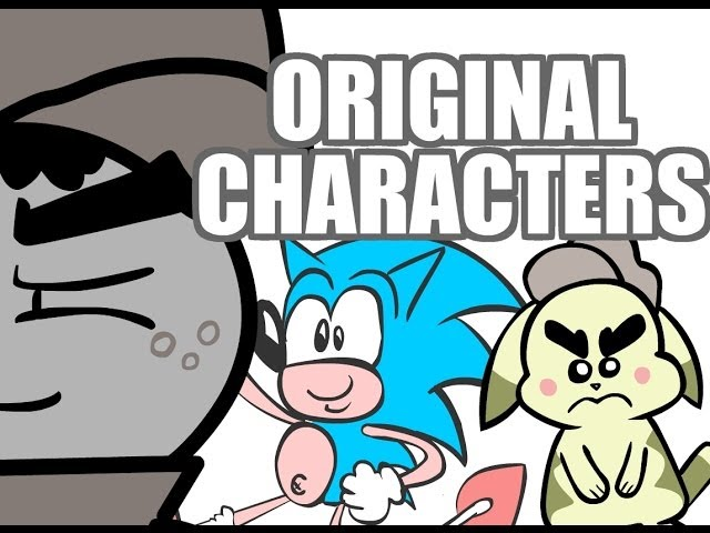 In this video you will learn how to create an Original Character.  Art will show you the secret knowledge of the artistic community.